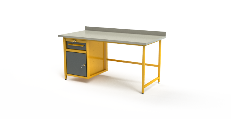 Biurko warsztatowe BR1552004