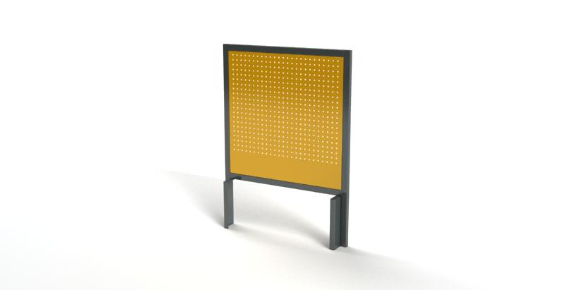 Nadbudowa stołu NS101