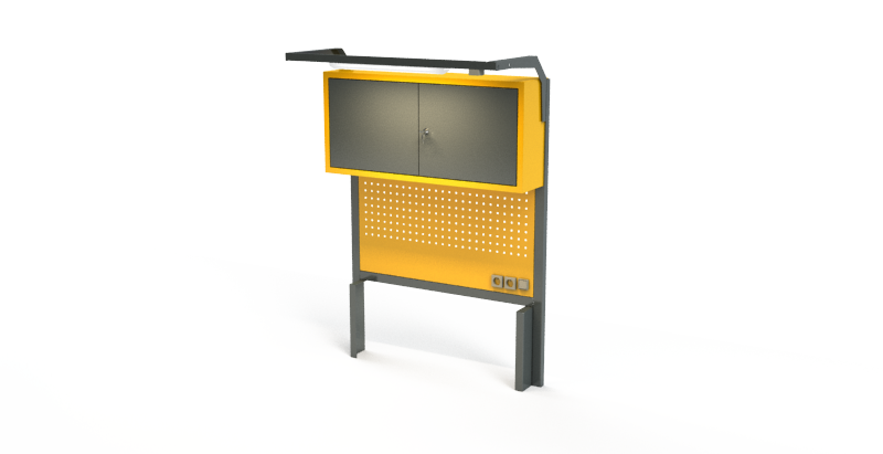 Nadbudowa stołu NS104