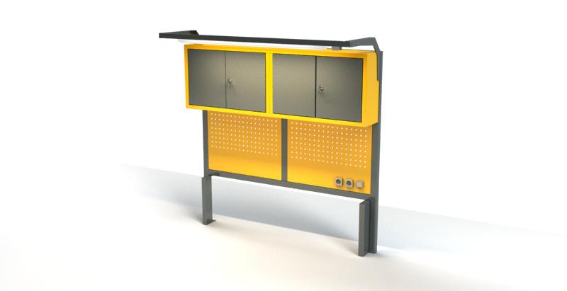 Nadbudowa stołu NS204