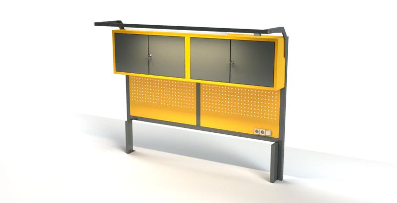 Nadbudowa stołu NS304