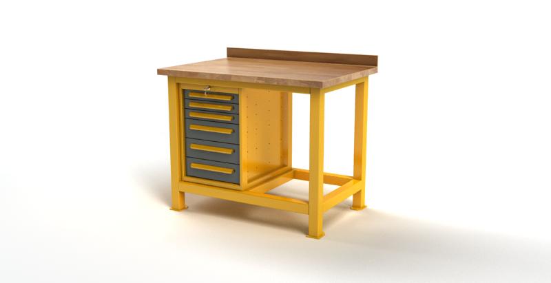 Stół warsztatowy C1002