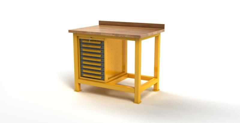 Stół warsztatowy C1004
