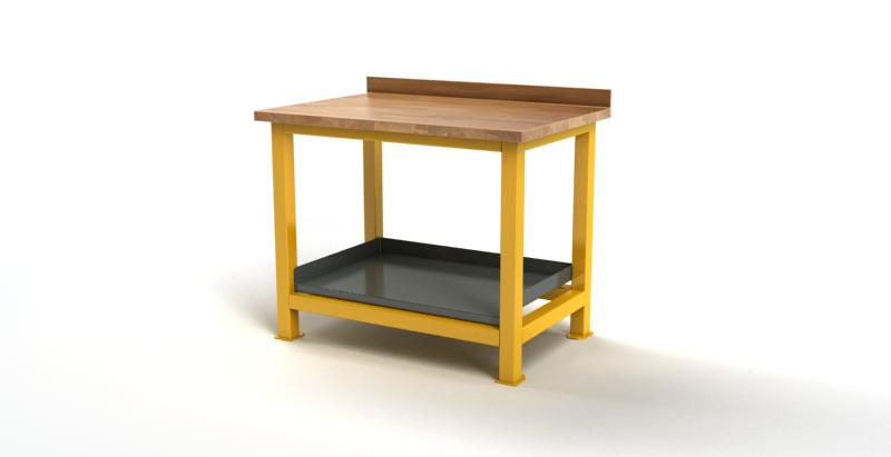Stół warsztatowy C1007