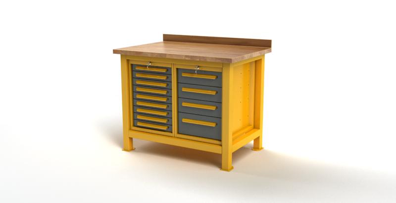 Stół warsztatowy C1009