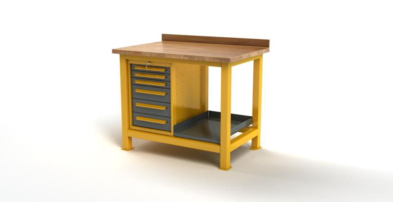 Stół warsztatowy C1010