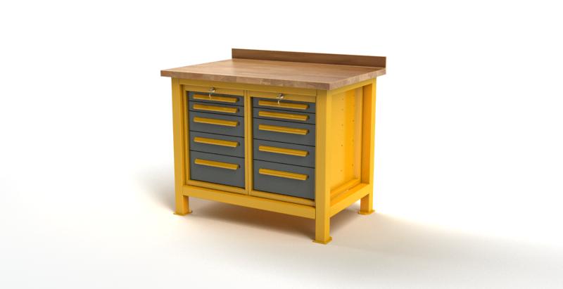 Stół warsztatowy C1011