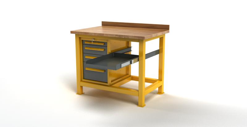 Stół warsztatowy C1012