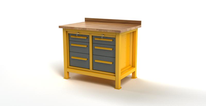Stół warsztatowy C1013