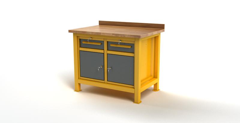 Stół warsztatowy C1016