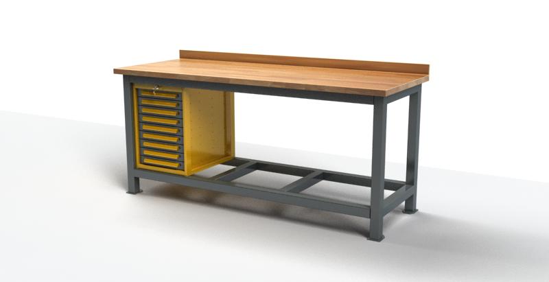 Stół warsztatowy C3002