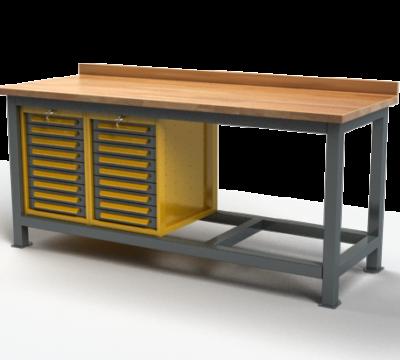 Stół warsztatowy C3008