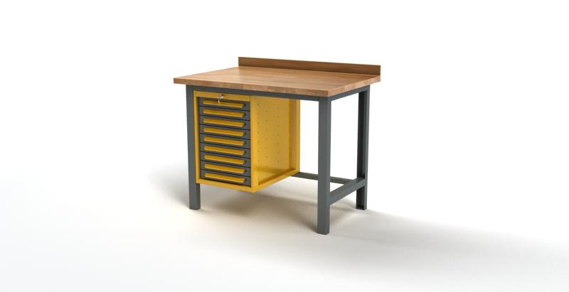 Stół warsztatowy S1001