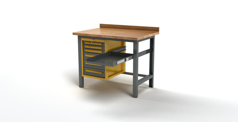 Stół warsztatowy S1009