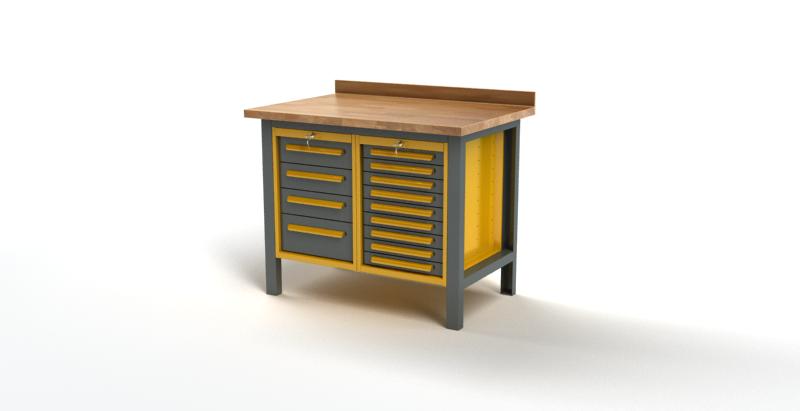 Stół warsztatowy S1010