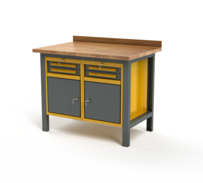 Stół warsztatowy S1017