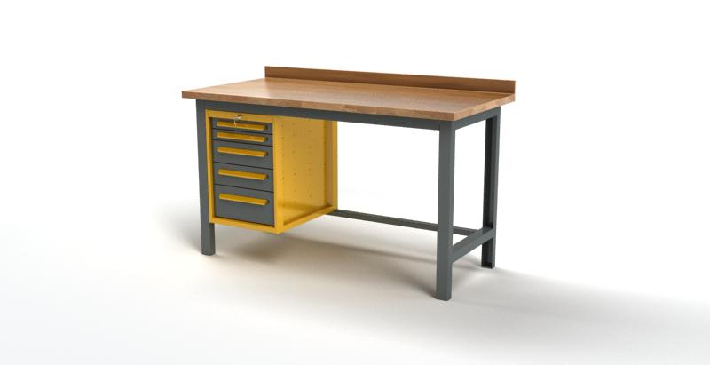 Stół warsztatowy S2003