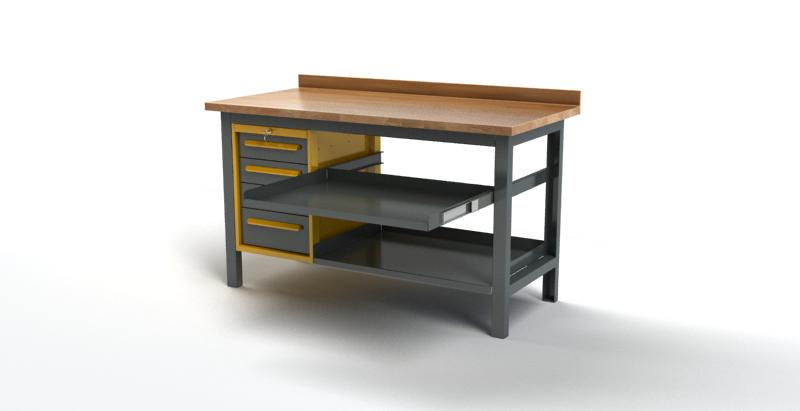 Stół warsztatowy S2009