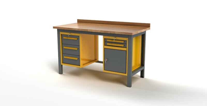 Stół warsztatowy S2011