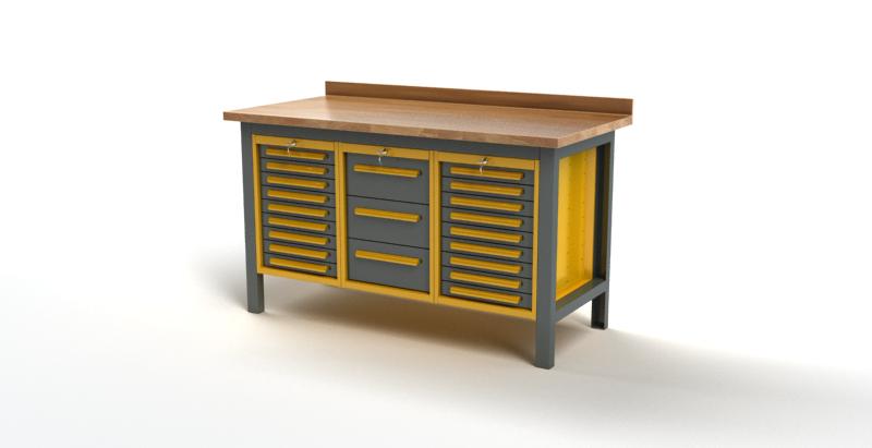 Stół warsztatowy S2013
