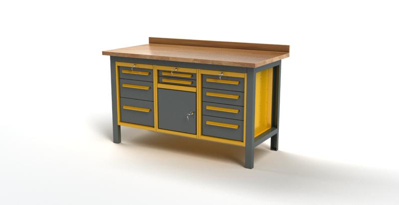 Stół warsztatowy S2020