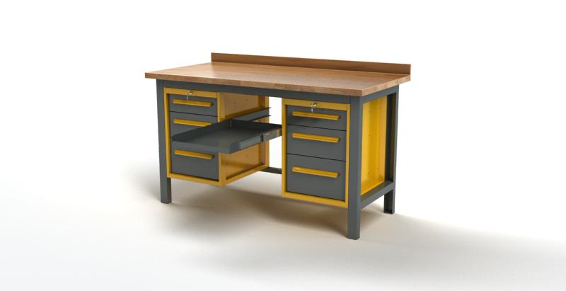 Stół warsztatowy S2021