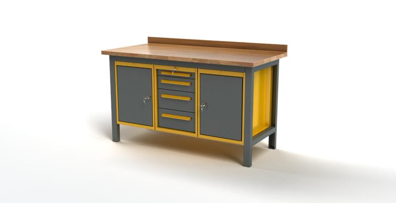 Stół warsztatowy S2022