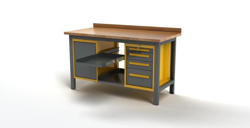 Stół warsztatowy S2023