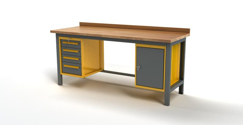 Stół warsztatowy S3012
