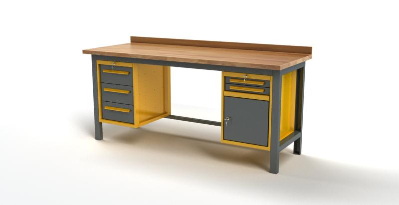 Stół warsztatowy S3016