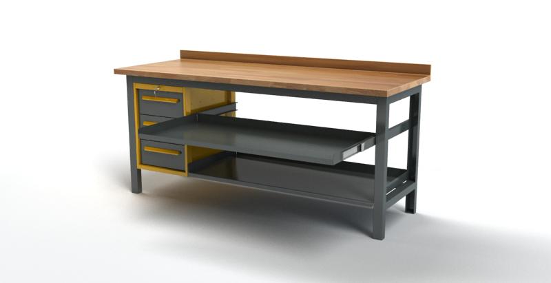 Stół warsztatowy S3017