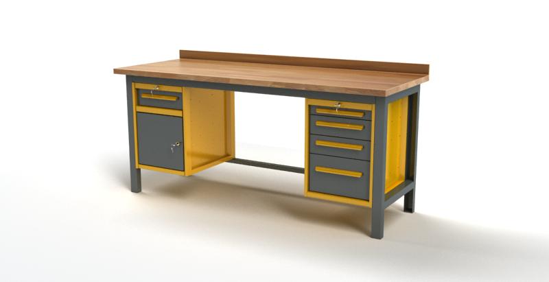 Stół warsztatowy S3019