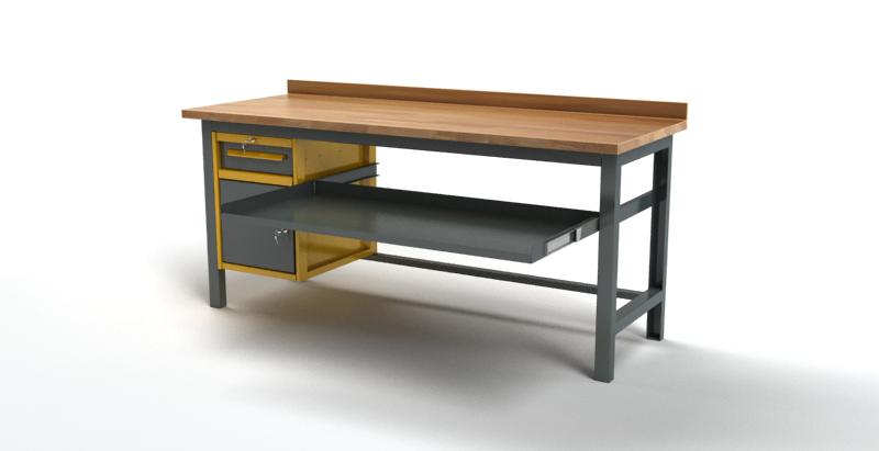 Stół warsztatowy S3020