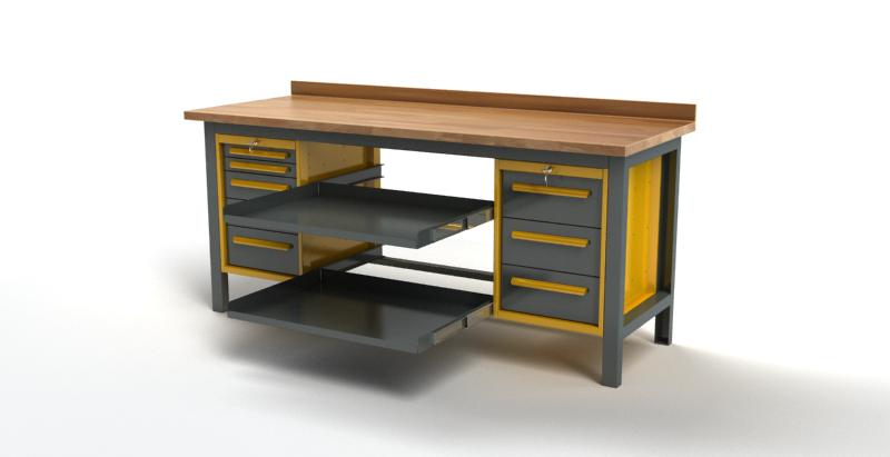 Stół warsztatowy S3025