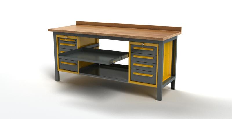 Stół warsztatowy S3026