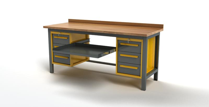 Stół warsztatowy S3027