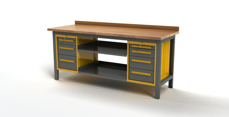 Stół warsztatowy S3028