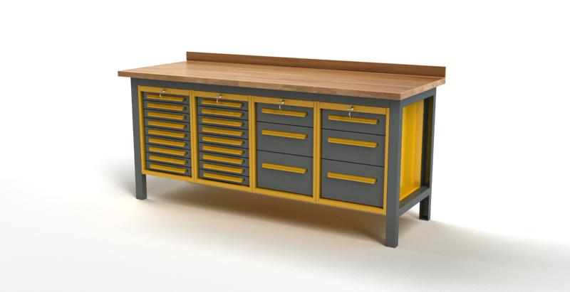 Stół warsztatowy S3032