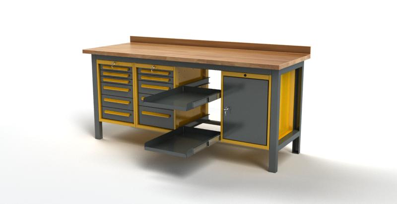 Stół warsztatowy S3034