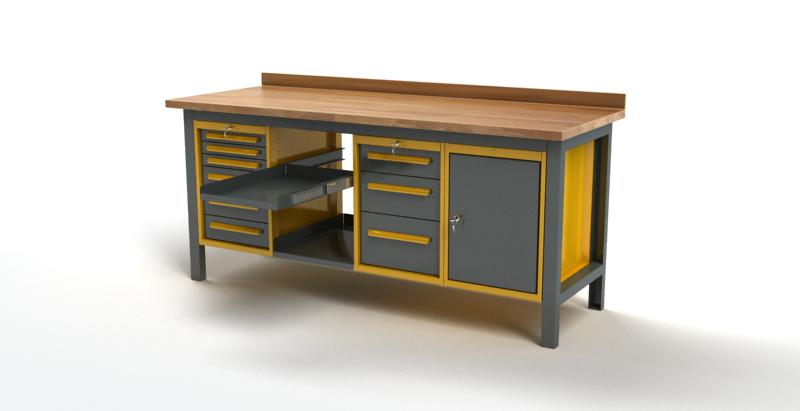 Stół warsztatowy S3036