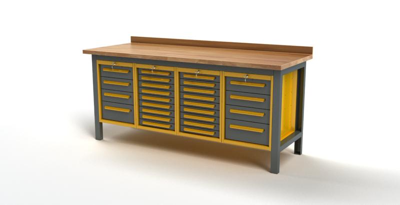 Stół warsztatowy S3039