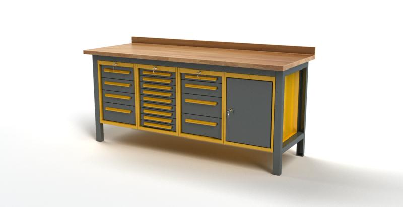 Stół warsztatowy S3040
