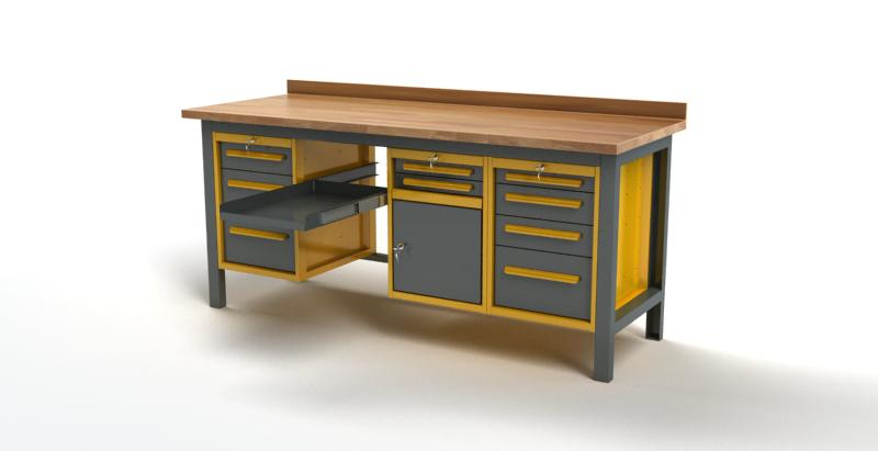 Stół warsztatowy S3041