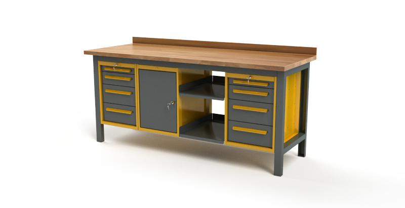 Stół warsztatowy S3043