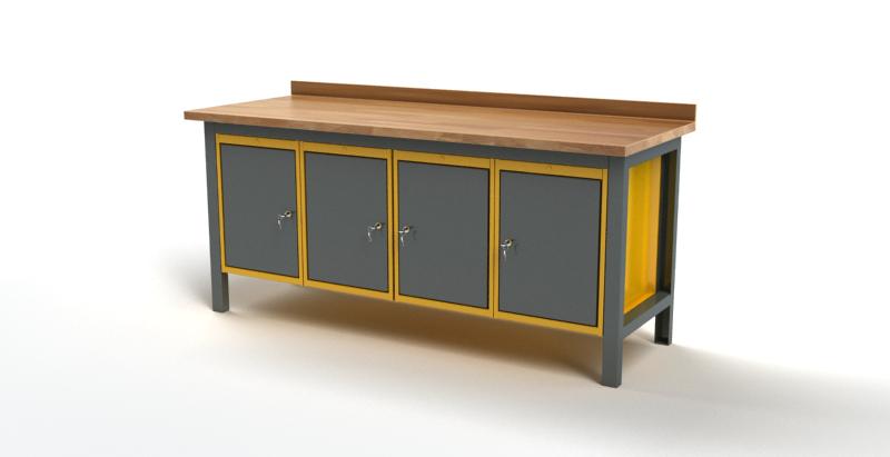 Stół warsztatowy S3050