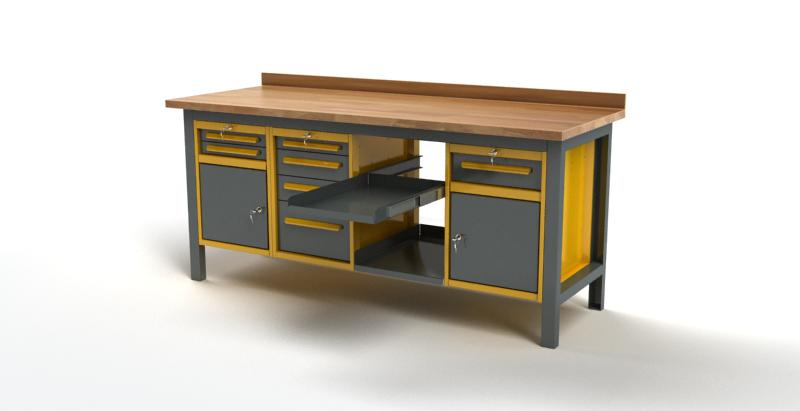 Stół warsztatowy S3057